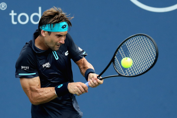 David Ferrer Topples Thiem to Reach Cincinnati Semis