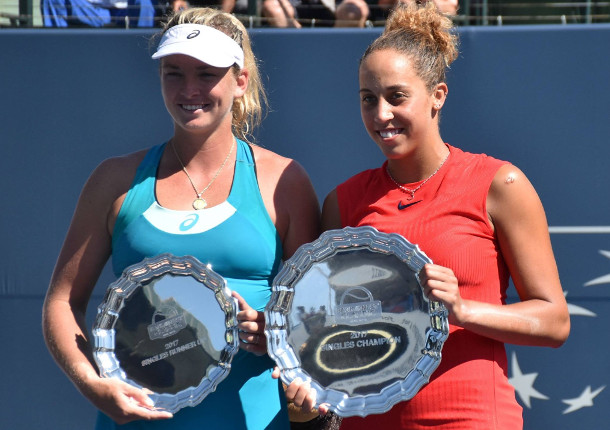 Keys Tops Vandeweghe For Stanford Title