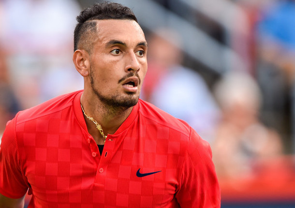 Kyrgios, Del Potro Down Seeds In Cincinnati