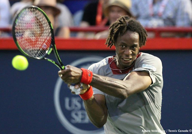 Monfils, Donaldson Move on in Montreal