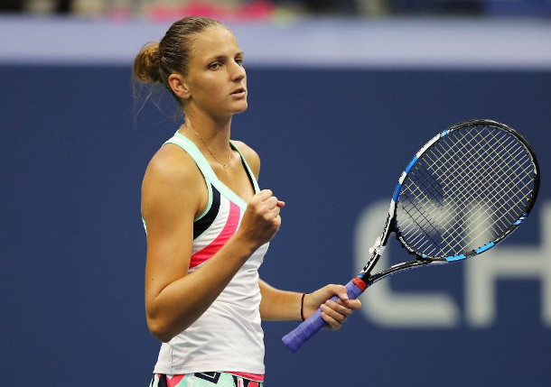 Pliskova Plans Solo Trek for Asian Swing