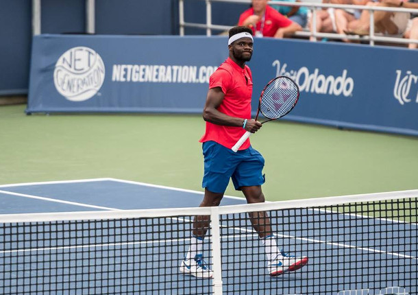 Tiafoe Topples Zverev In Cincinnati