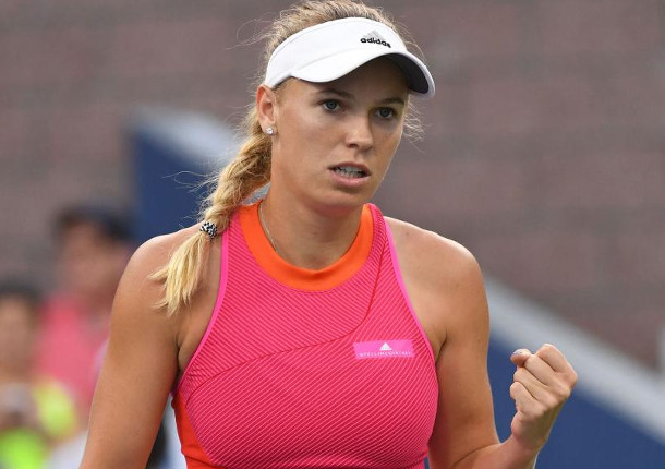 Wozniacki is One To Watch in New York