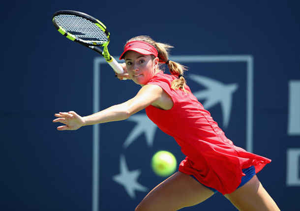 Bellis Continues Rise with Rogers Cup Victory