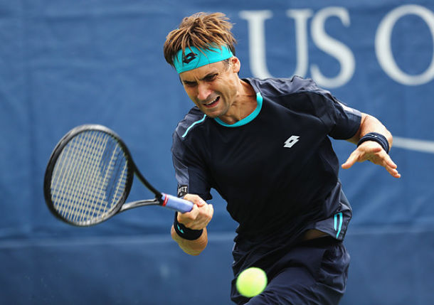 Ferrer's Run of 47 Straight Consecutive Opening-Round Match at Majors Snapped by Kukushkin