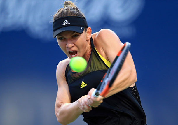 Halep, Pliskova Push Through in Toronto