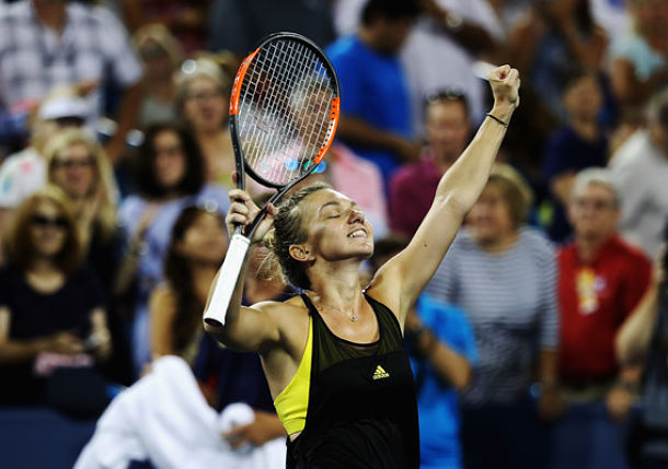 Simona Halep is One Win from World No.1 Yet Again