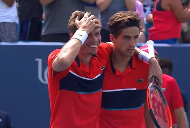Herbert and Mahut Make it Back-to-Back Titles with Cincy Triumph