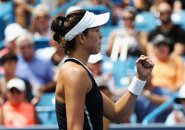No No.1 for Halep as Muguruza Scores Dominant Win in Cincy