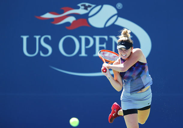 Svitolina, Kuznetsova Find a Way on Day 3