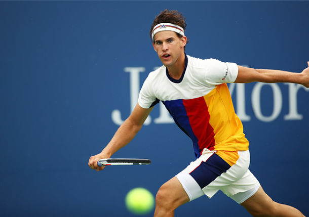 Thiem, Dimitrov Pass Day 3 Tests in New York