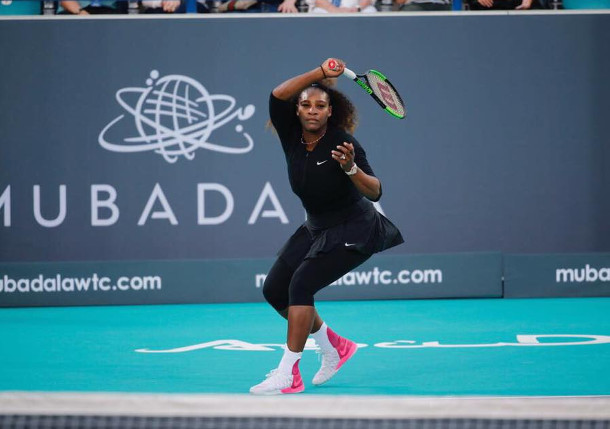 Serena Bows To Ostapenko in Comeback