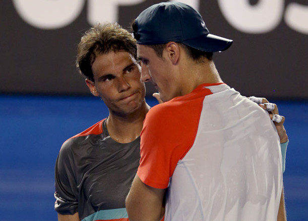 Nadal to Partner Tomic at IW