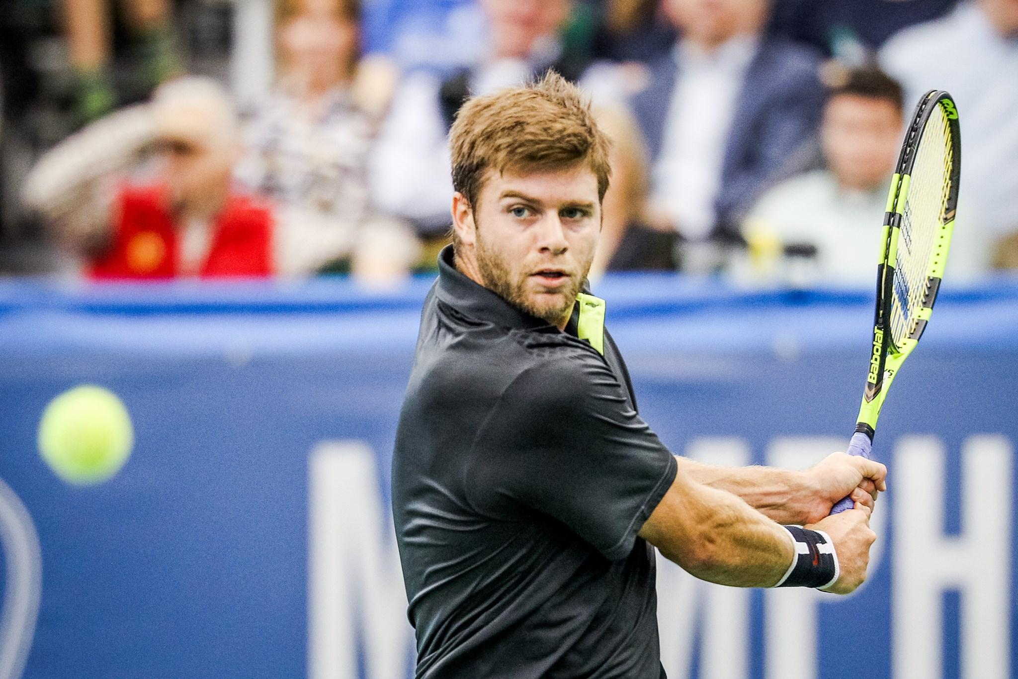 Ryan Harrison Clears Name, but Bad Blood with Donald Young Still Remains