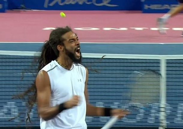 Brown Stuns Top-Seeded Cilic in Montpellier