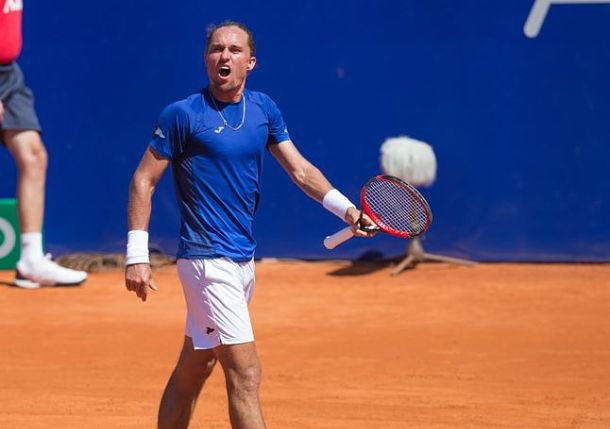Dolgopolov Defeats Nishikori in Buenos Aires for First Title Since '12