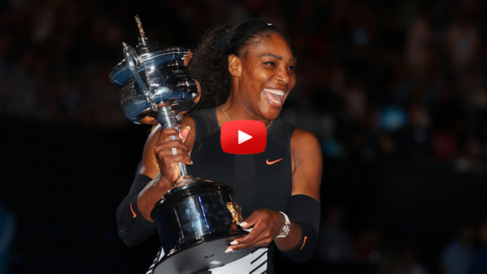 23 Reasons Tennis Fans Love Serena Williams