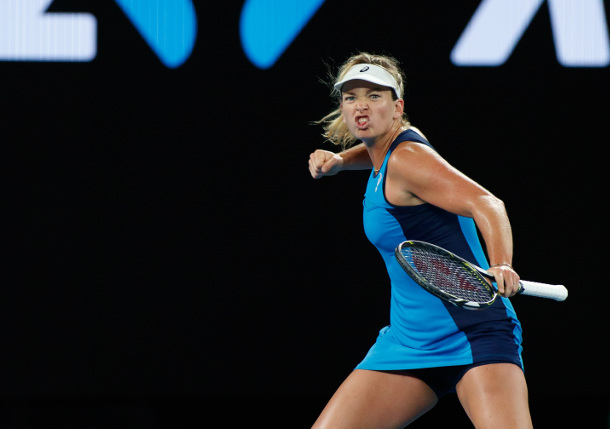 Vandeweghe Rallies Into AO Fourth Round