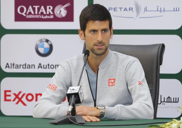 Djokovic Survives Slow Start, Stops Struff