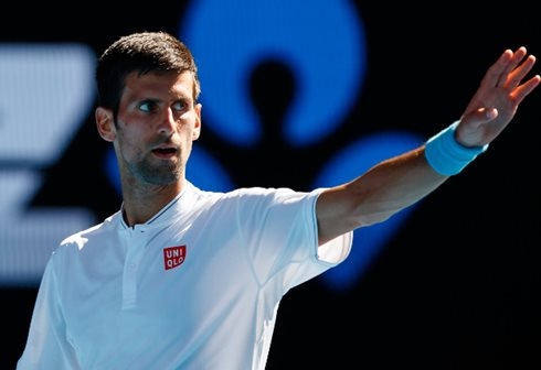 Gilbert: Djokovic Can Assert Game With Agassi