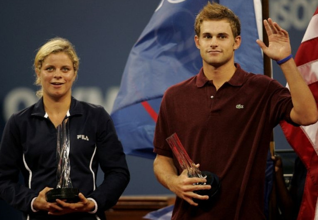 Clijsters, Roddick To Be Inducted Into Hall of Fame