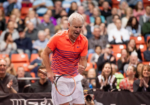 McEnroe Bringing Intensity Back to Brooklyn