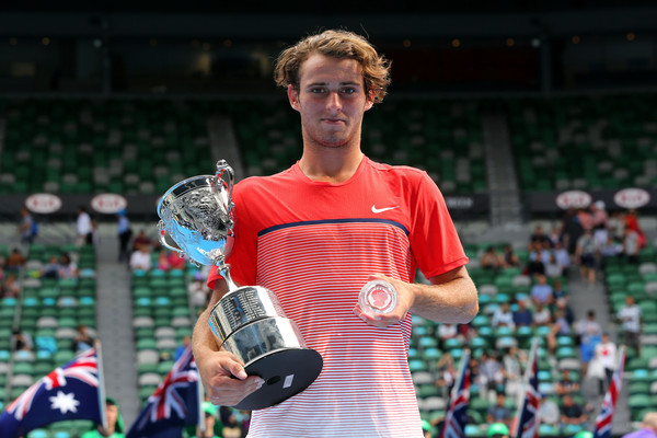 AO Junior Champ Anderson Pleads Guilty to Match-Fixing