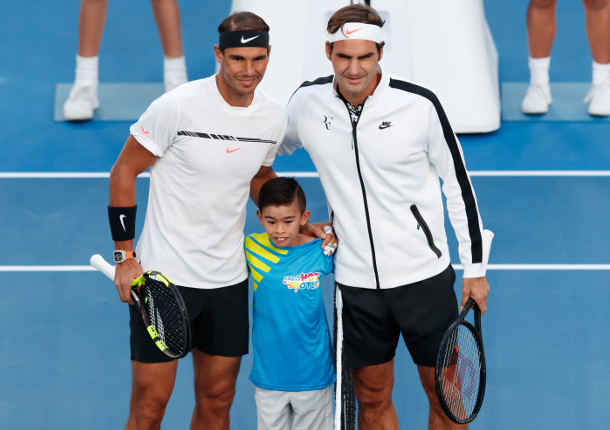 ATP Rankings: Nadal, Federer Back in Top 5