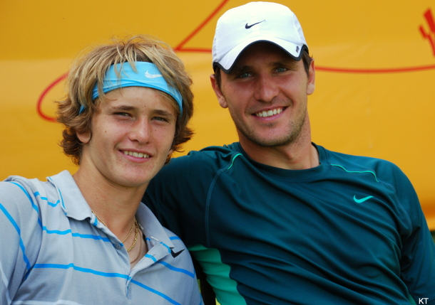 Inspired By Family, Zverev Topples Isner