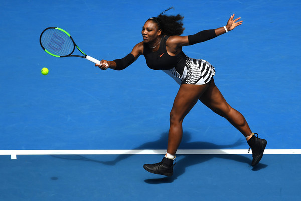 Serena Beats Bencic in Anticipated Opening Round Meeting