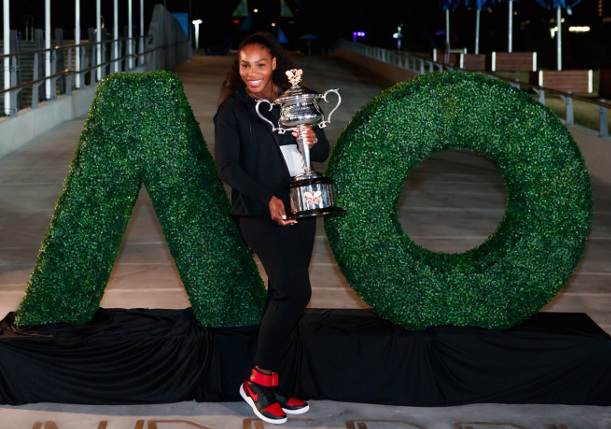 Serena Confirms Australian Open Return