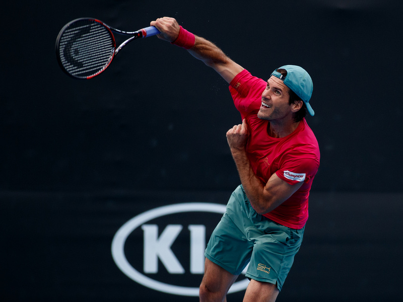 Tommy Haas Reflects After Playing in Final Australian Open