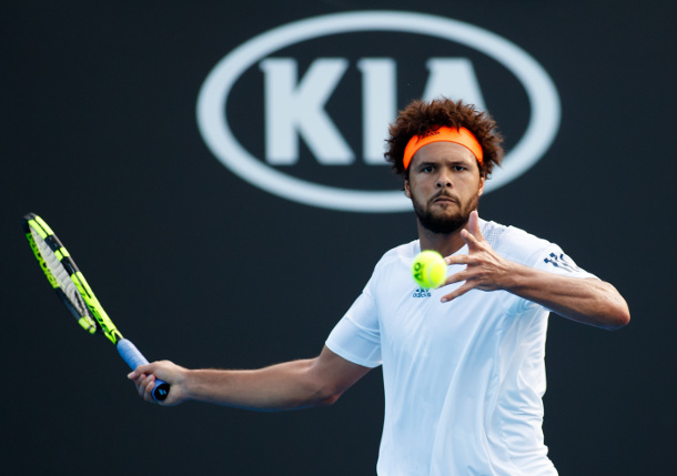 Watch: Tsonga Talks Fatherhood