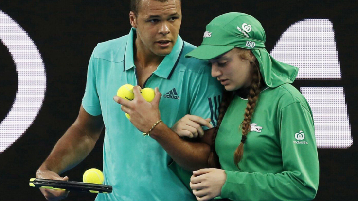 Tsonga Shares Heartfelt Letter From Ballgirl