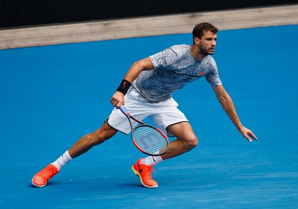 Dimitrov Loving Life, Tennis, and Chances