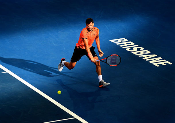 Dimitrov and Nishikori will Meet in Brisbane Final
