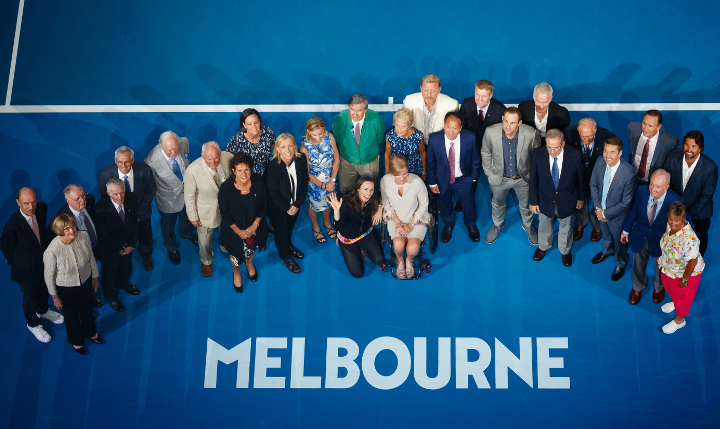 Watch: Legends Unite At AO