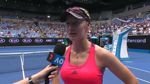 Mirjana Lucic Baroni's Epic Message to Strugglers