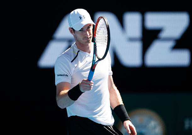Murray Rolls Past Querrey and into Week Two