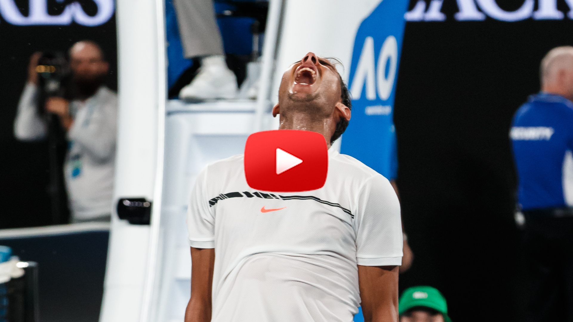 Australian Open Happy Days: Best Celebrations