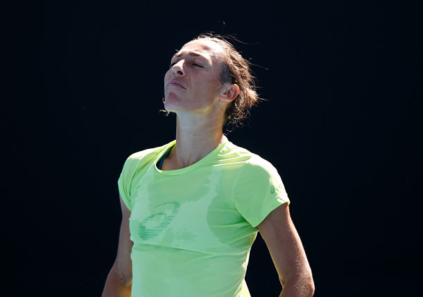 Australian Open Live Blog, Day 1