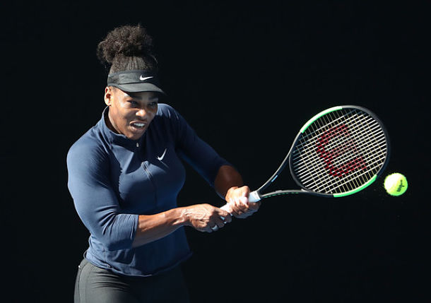 Serena Williams to Face Bencic in Round 1 of Australian Open