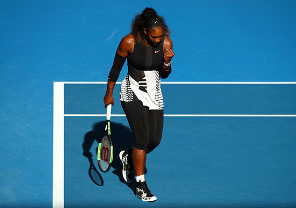 All-Williams final is set at Australian Open