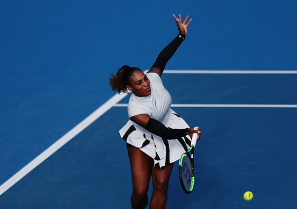 Williams Sisters Shocked out of Auckland