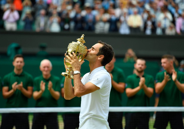 Federer Wimbledon Top Seed, Serena Seeded 25th