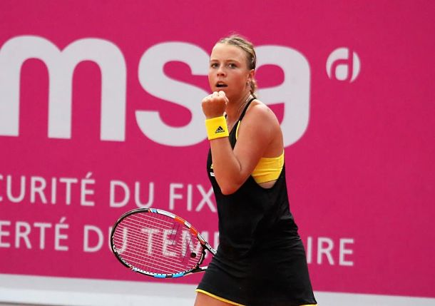 Kontaveit, Bertens Set to Meet in Gstaad Final