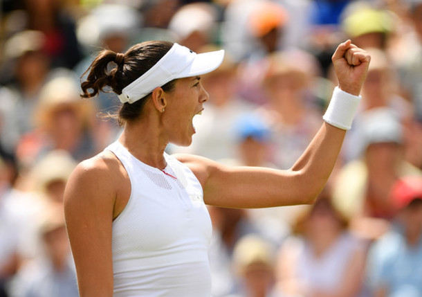 10 Stats to Get you Primed for Wimbledon's Women's Semifinals