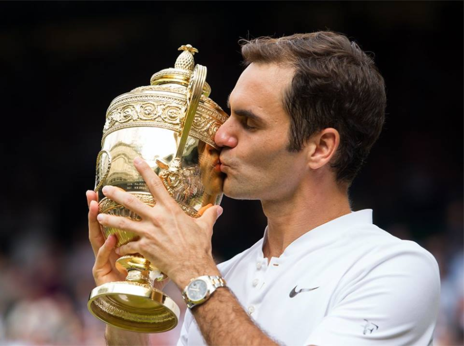 How Federer and Company Rewrote the Wimbledon Record Books in 2017
