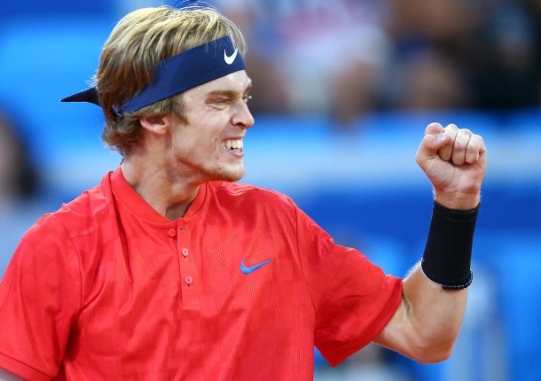 19-Year-Old Rublev Claims Maiden Title at Umag