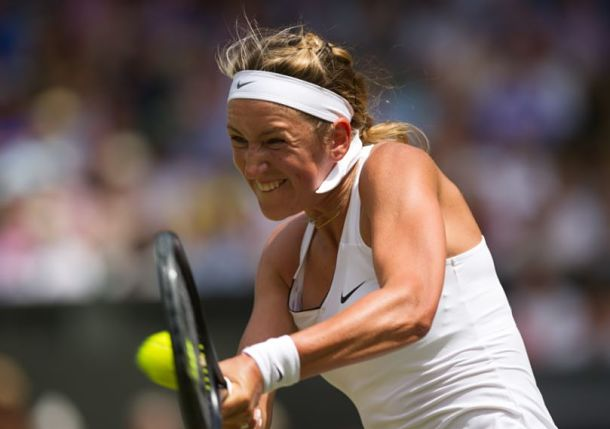 No Gravy for Azarenka, She Wants to Win Wimbledon